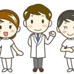 先生と看護婦
