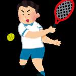 テニス男子