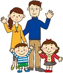 引越し家族