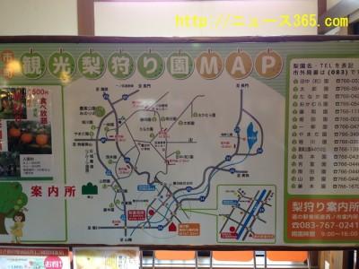 梨狩りマップ